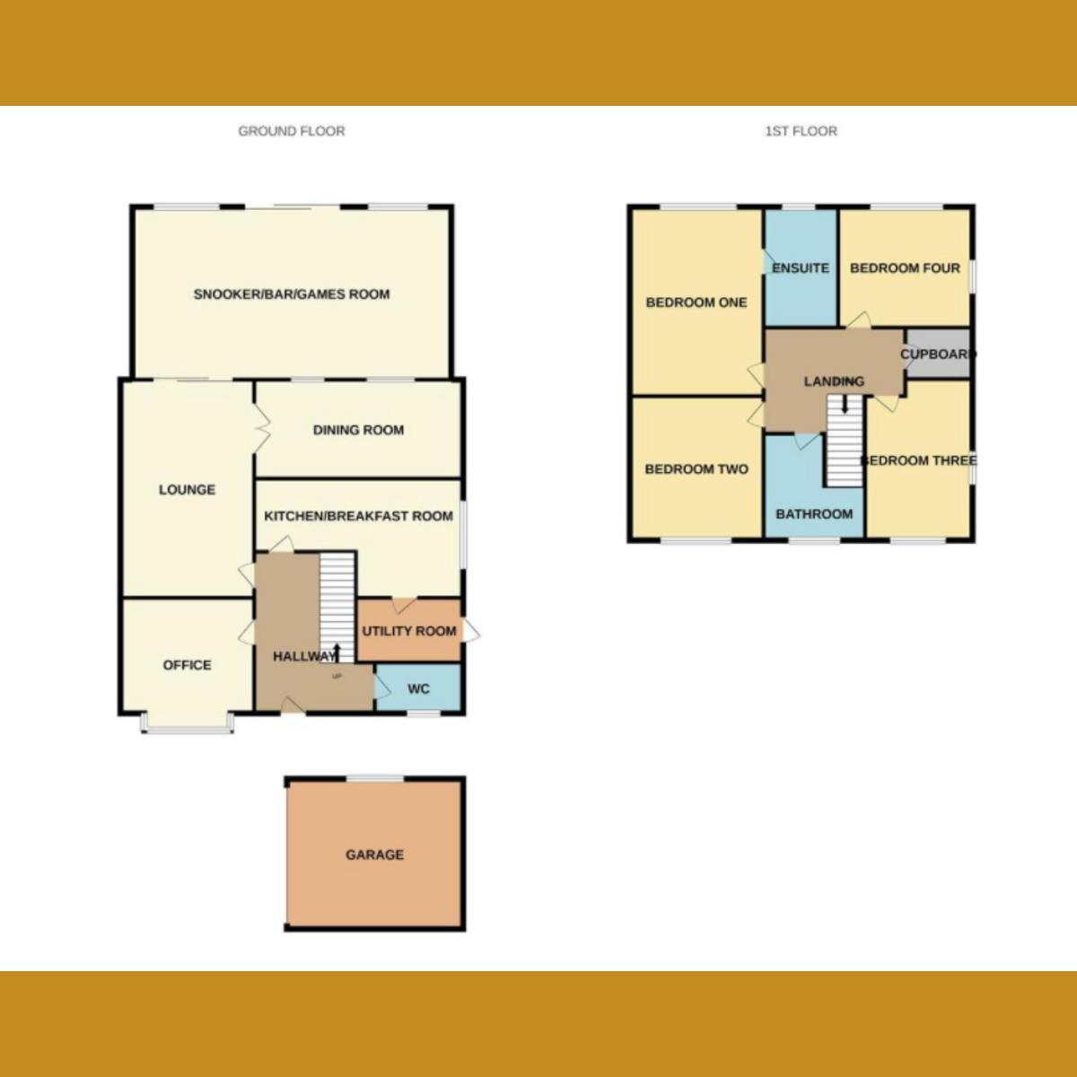 Floorplan 1 of Thornbridge, Benfleet, SS7