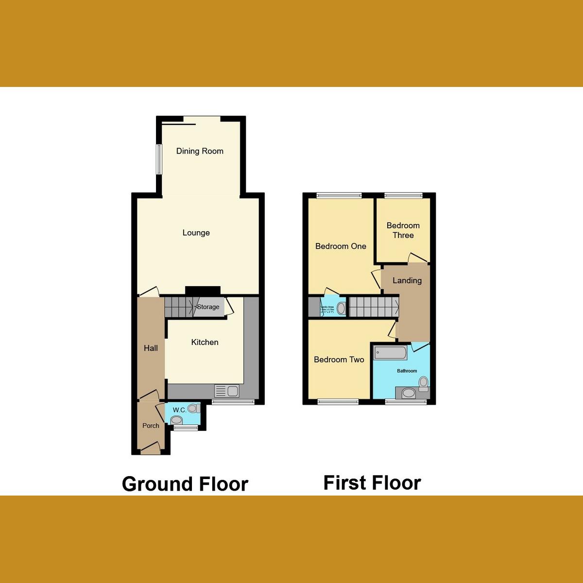 Floorplan 1 of Methersgate, Basildon, SS14