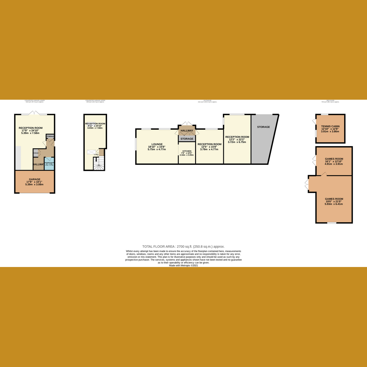 Floorplan 2 of Greensward Lane, Hockley, SS5