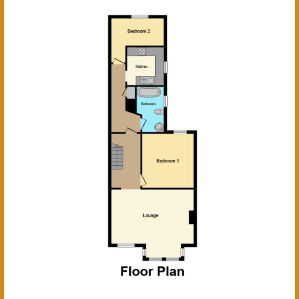 Floorplan 1 of Meteor Road, Westcliff-on-sea, SS0
