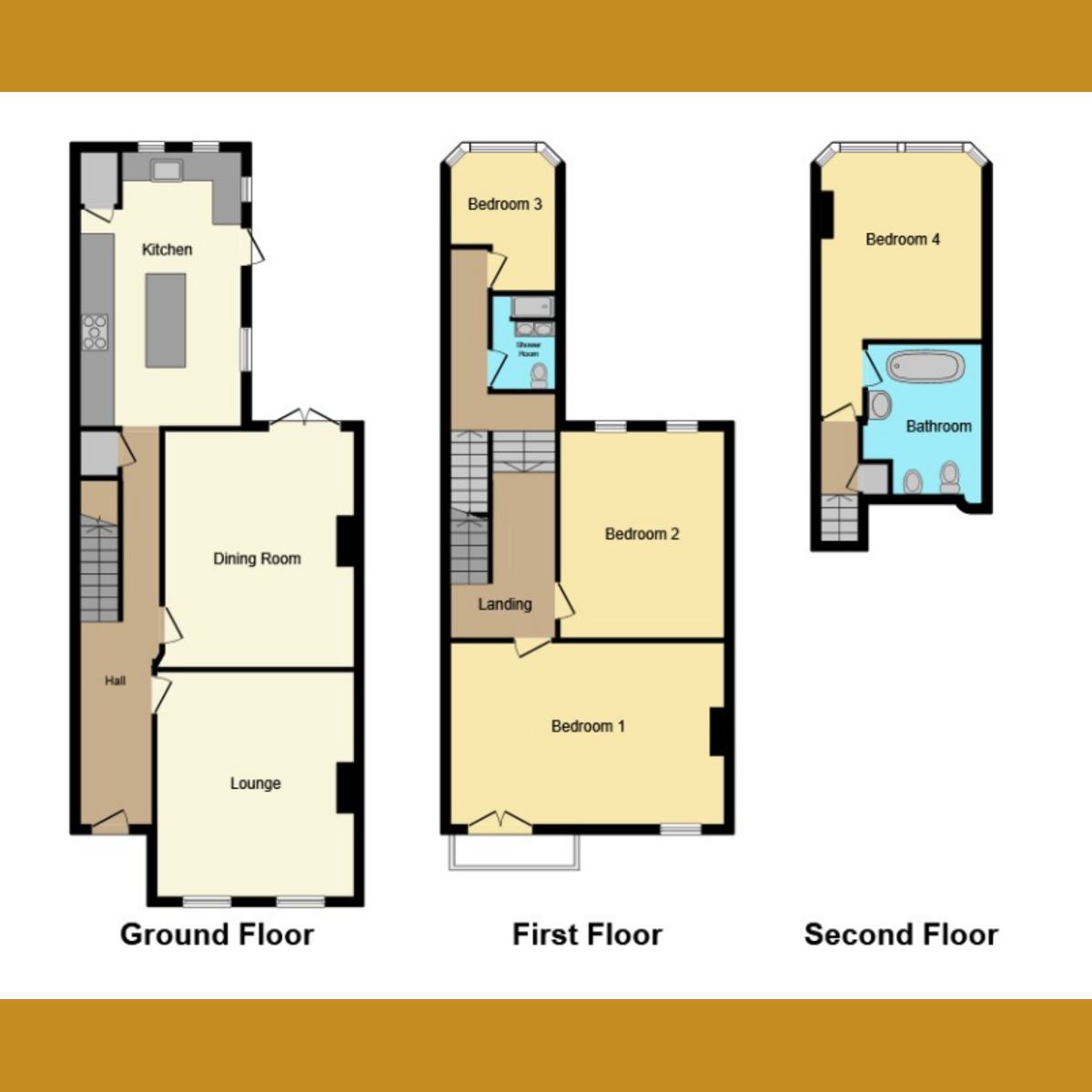 Floorplan 1 of Warrior Square North, Southend-on-sea, SS1