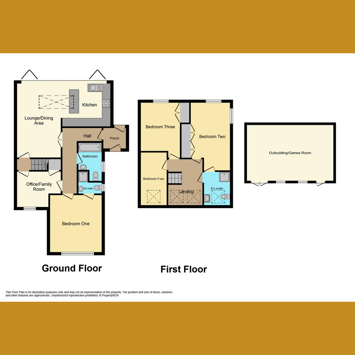 Floorplan 1 of Church End Lane, Runwell Wickford, SS11