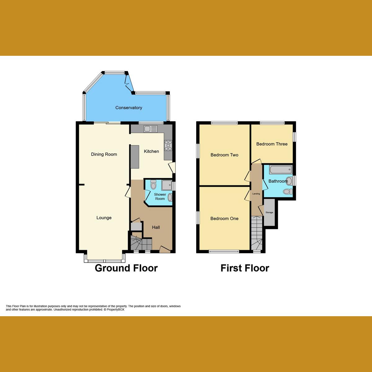 Floorplan 1 of Hamilton Close, Leigh-on-Sea, SS9