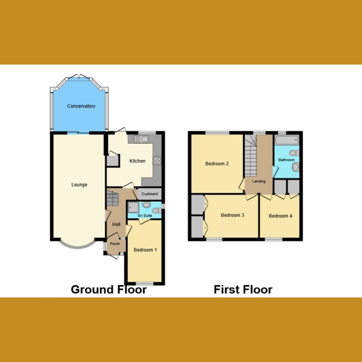 Floorplan 1 of Butterys, Southend-on-sea, SS1
