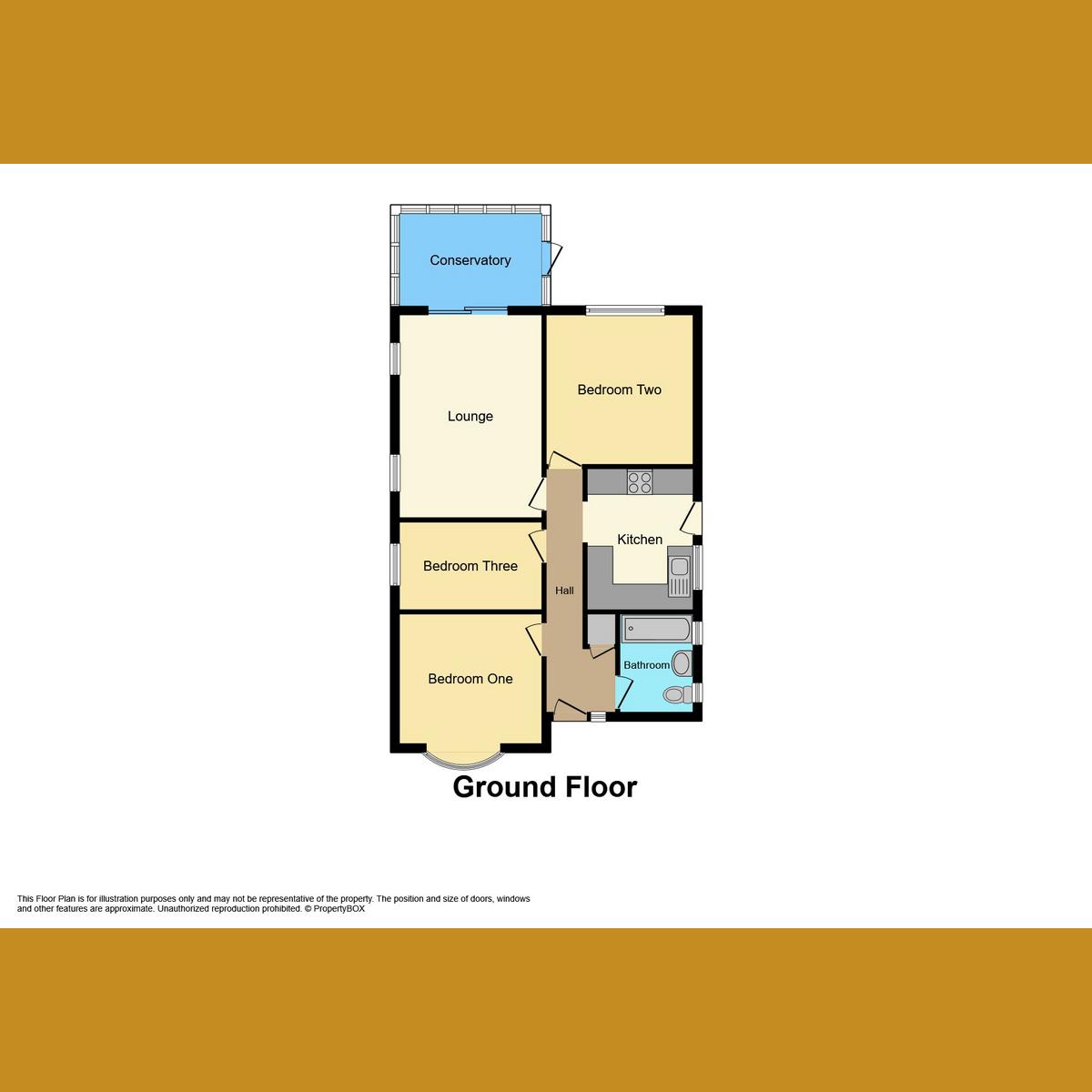 Floorplan 1 of Eastwood Park Drive, Leigh-on-Sea, SS9