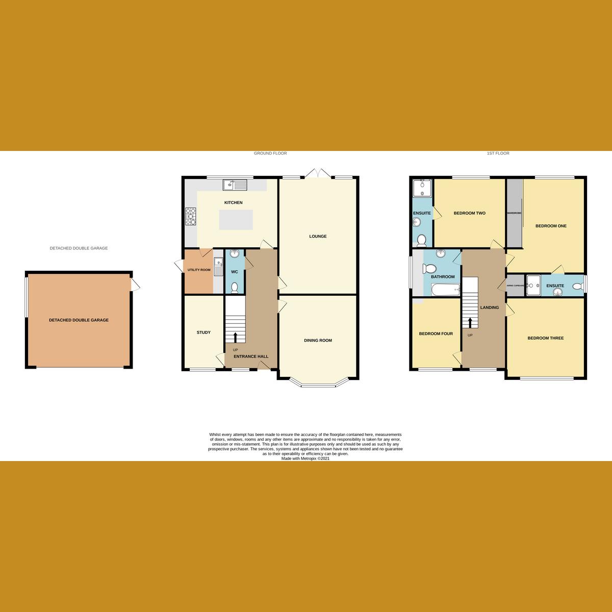 Floorplan 1 of Highlands Boulevard, Leigh-on-sea, SS9