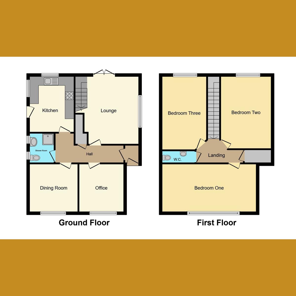 Floorplan 1 of Bellhouse Crescent, Leigh-on-sea, SS9