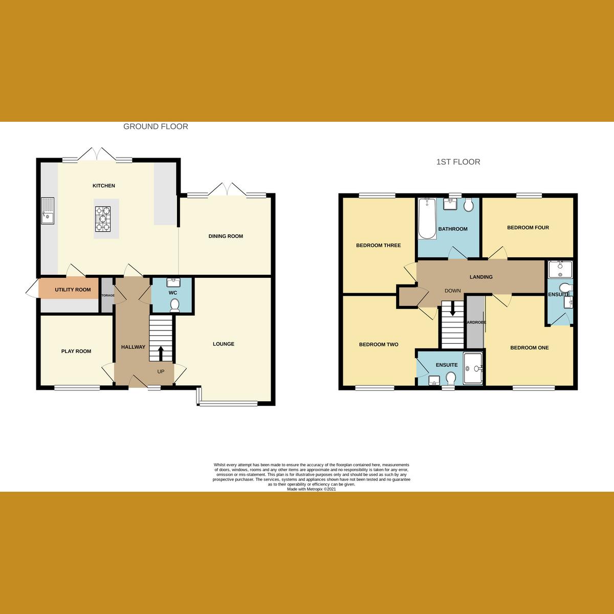 Floorplan 1 of Appleton Gardens, Rochford, SS4