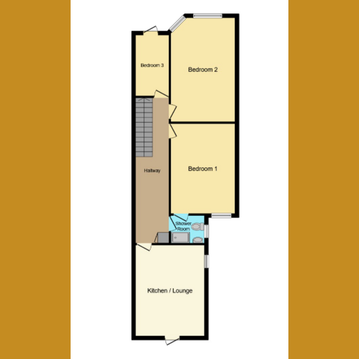 Floorplan 1 of Herbert Grove, Southend-on-sea, SS1