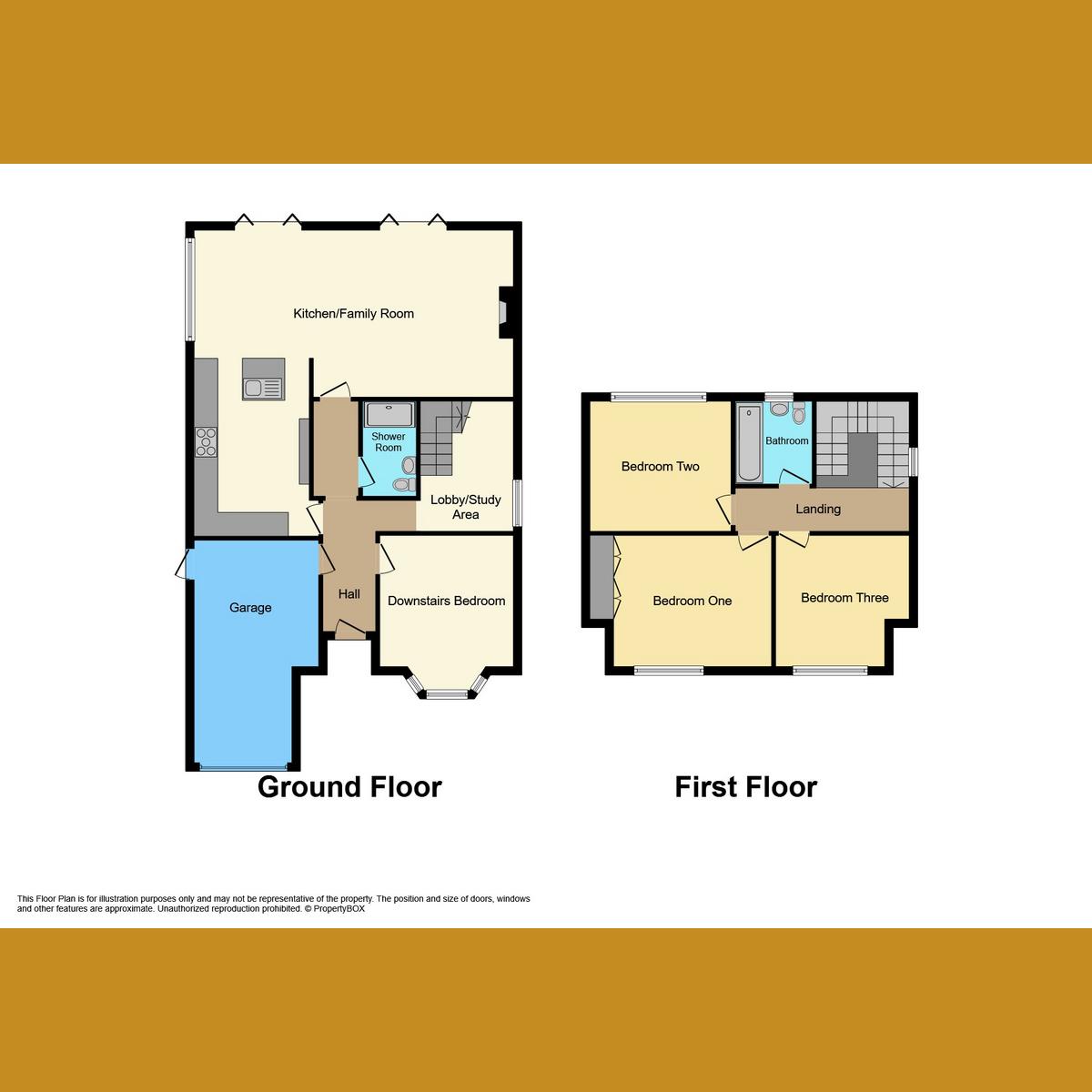 Floorplan 1 of Daws Heath Road, Rayleigh, SS6
