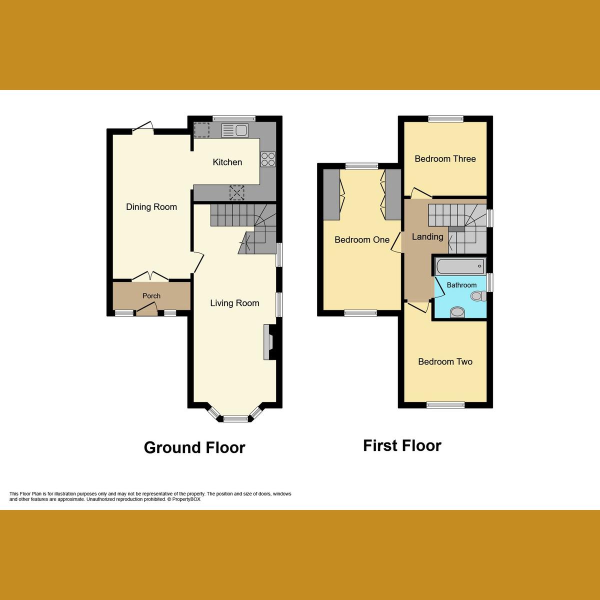 Floorplan 1 of Eastwood Road, Rayleigh, SS6