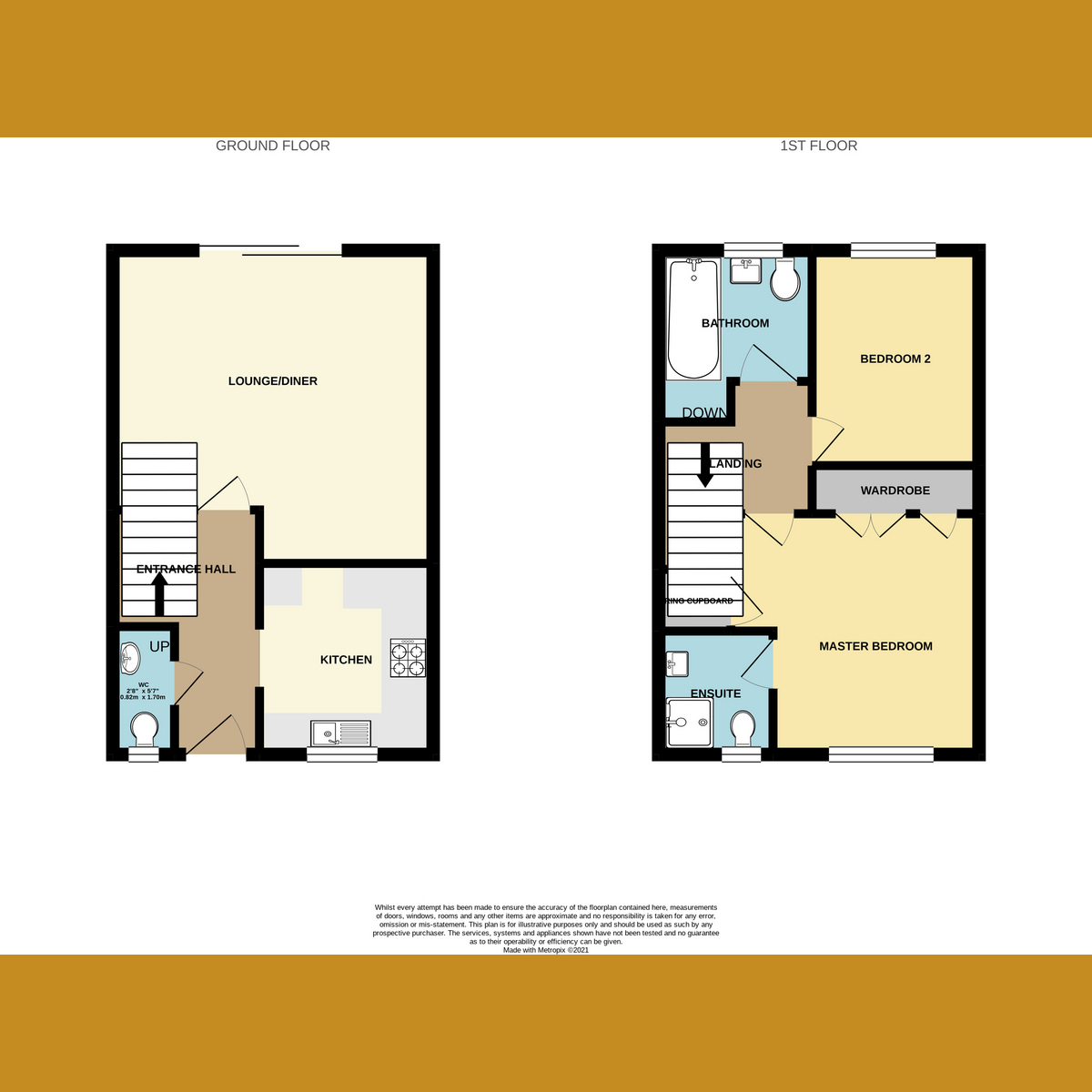 Floorplan 1 of Heron Gardens, Rayleigh, SS6