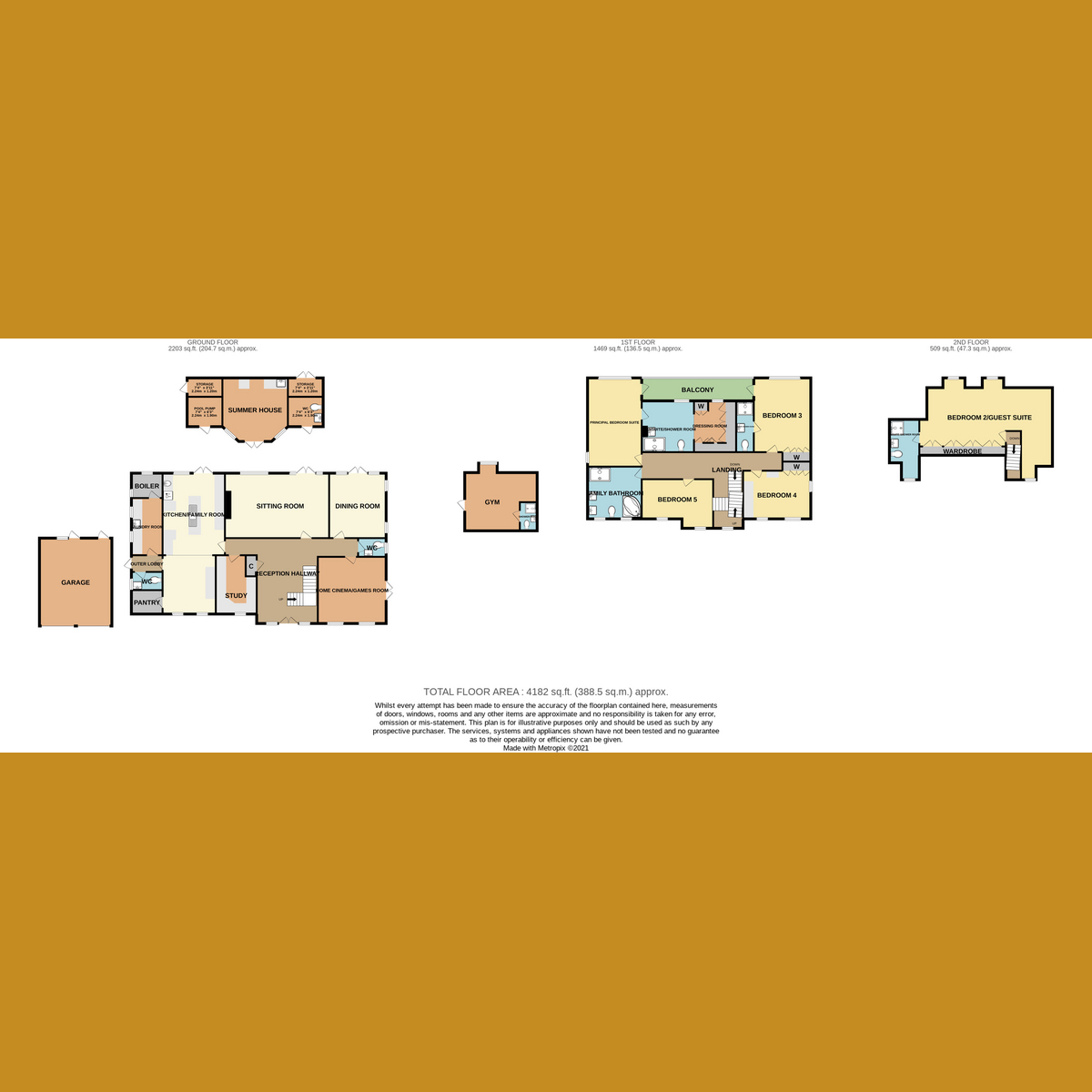 Floorplan 1 of Hall Road, Rochford, SS4