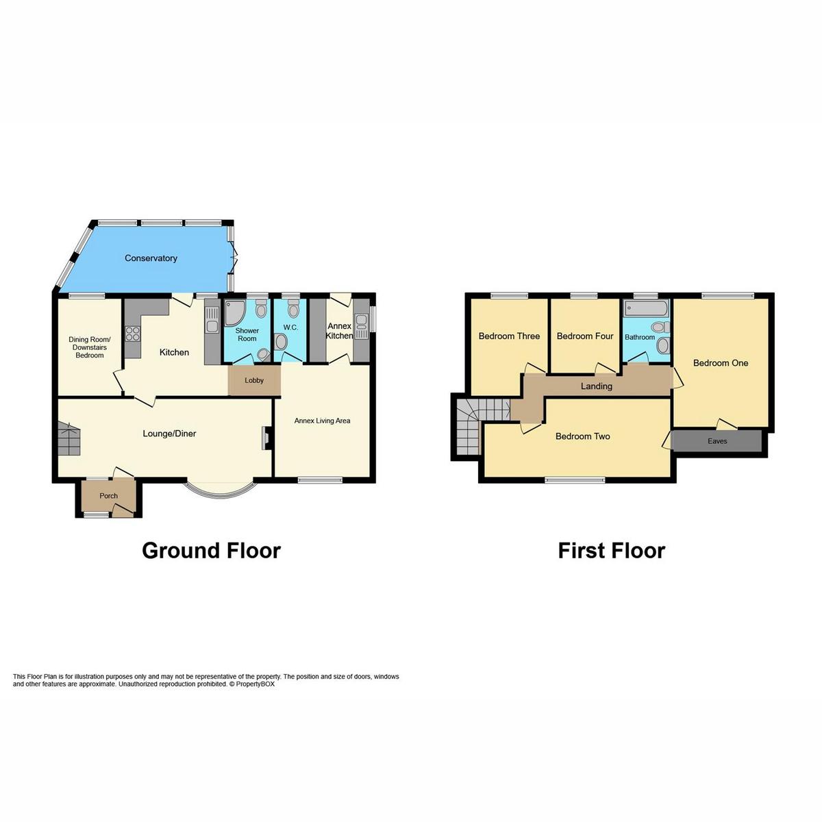 Floorplan 1 of Castle Drive, Rayleigh, SS6