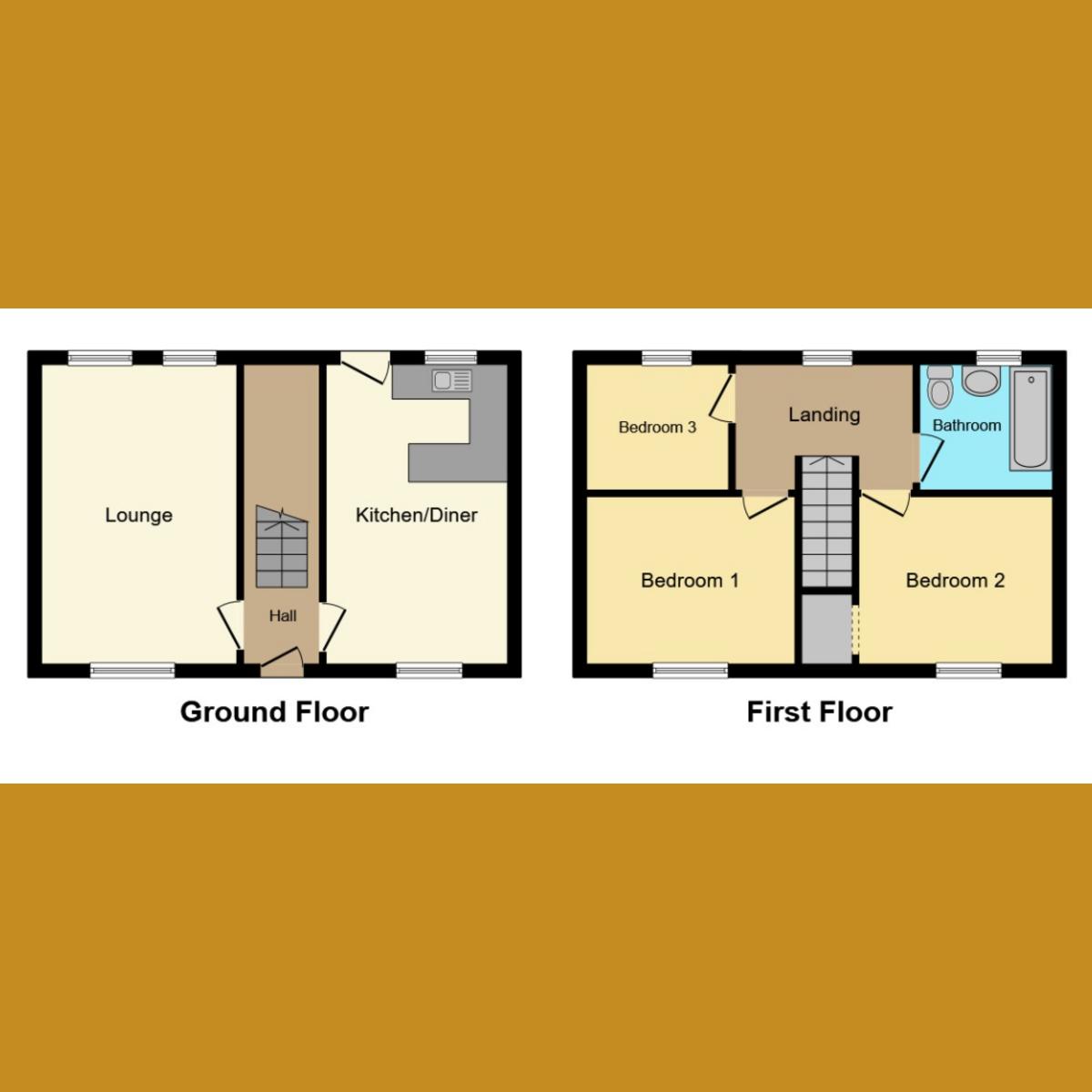 Floorplan 1 of Parklands, Rochford, SS4