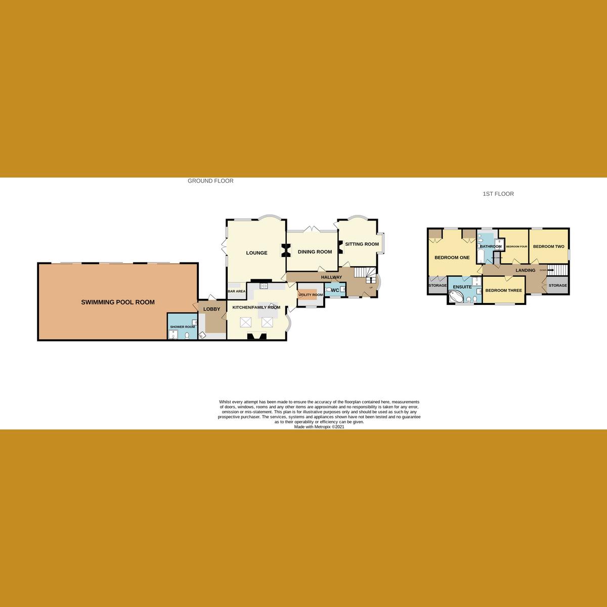 Floorplan 1 of London Hill, Rayleigh, SS6