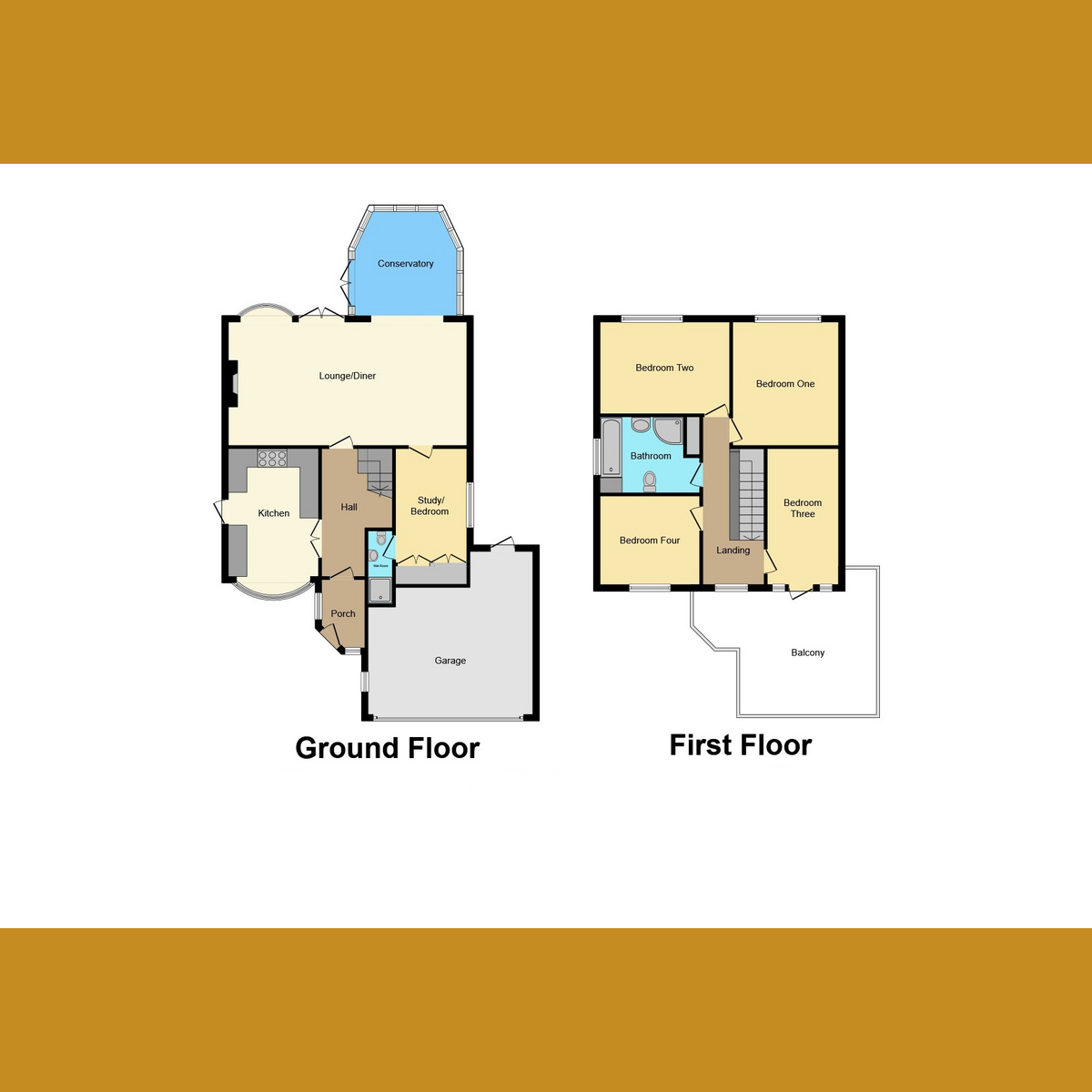 Floorplan 1 of Sandhill Road, Leigh-on-sea, SS9