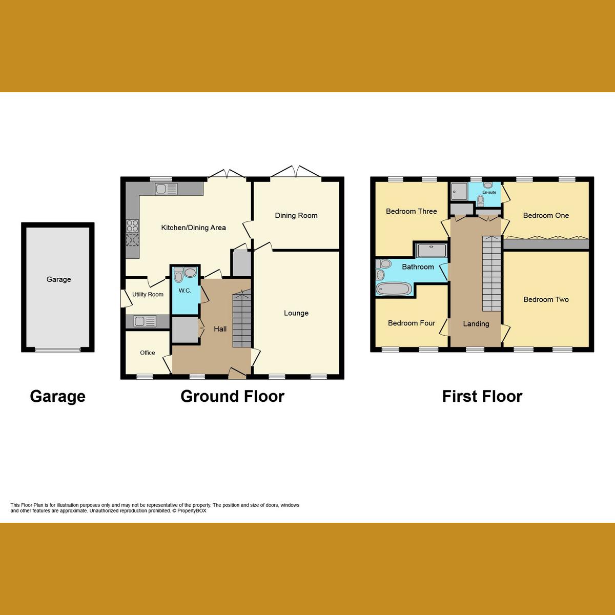 Floorplan 1 of Beehive Lane, Hockley, SS5