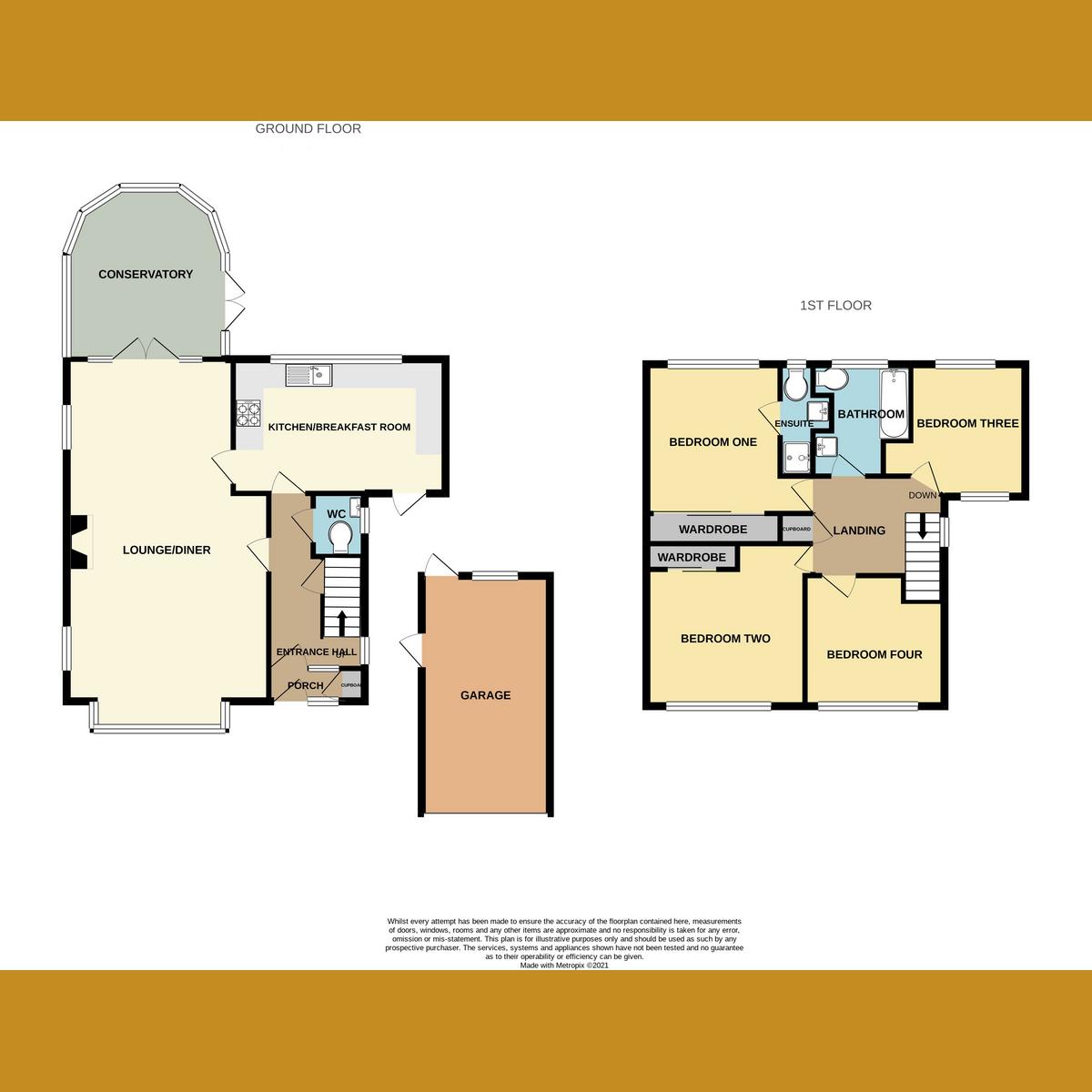 Floorplan 1 of Raphael Drive, Southend-on-sea, SS3