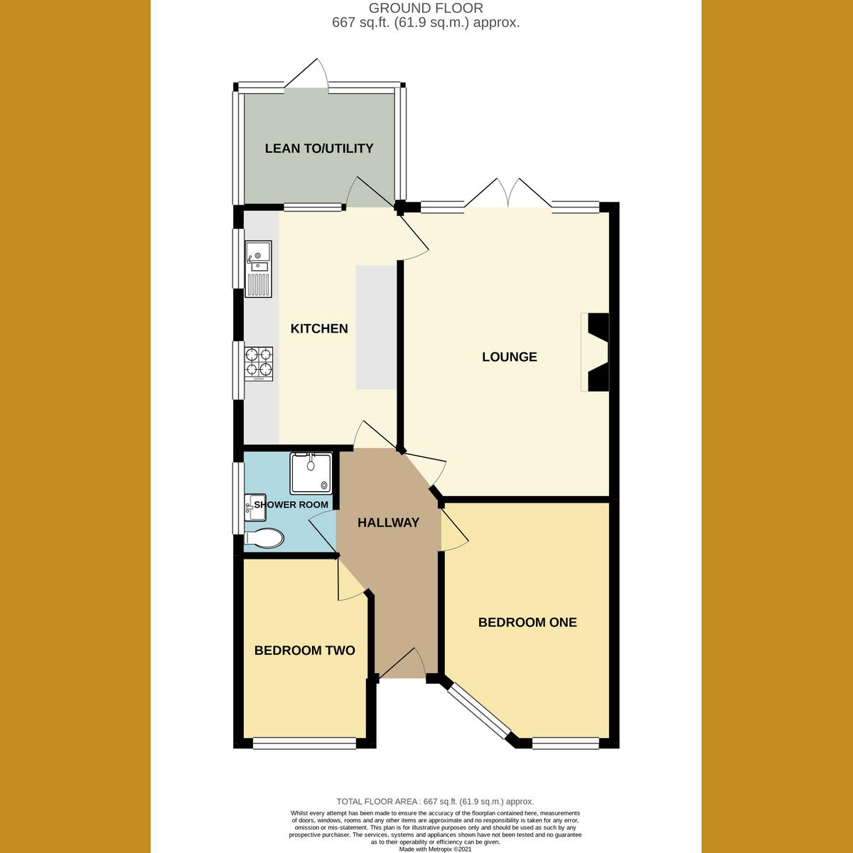 Floorplan 1 of Tylewood, Benfleet, SS7