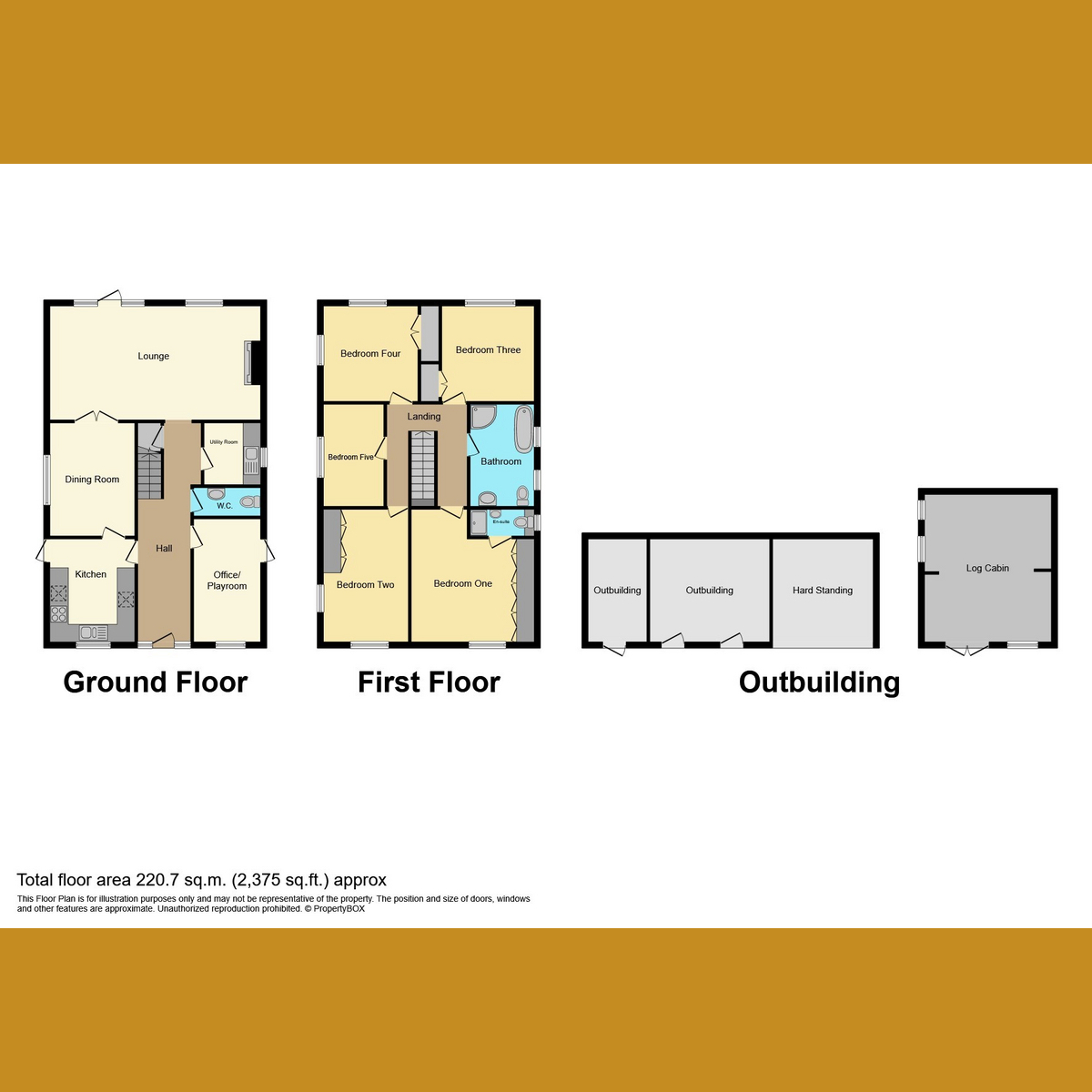 Floorplan 1 of The Walk, Hockley, SS5