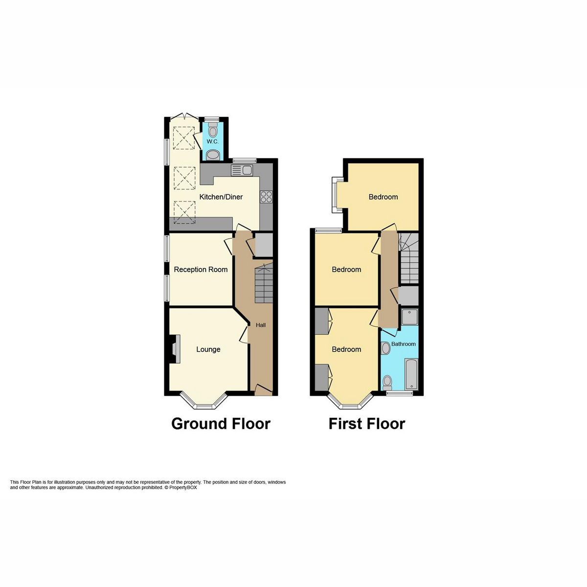 Floorplan 1 of St. Clements Avenue, Leigh-on-sea, SS9