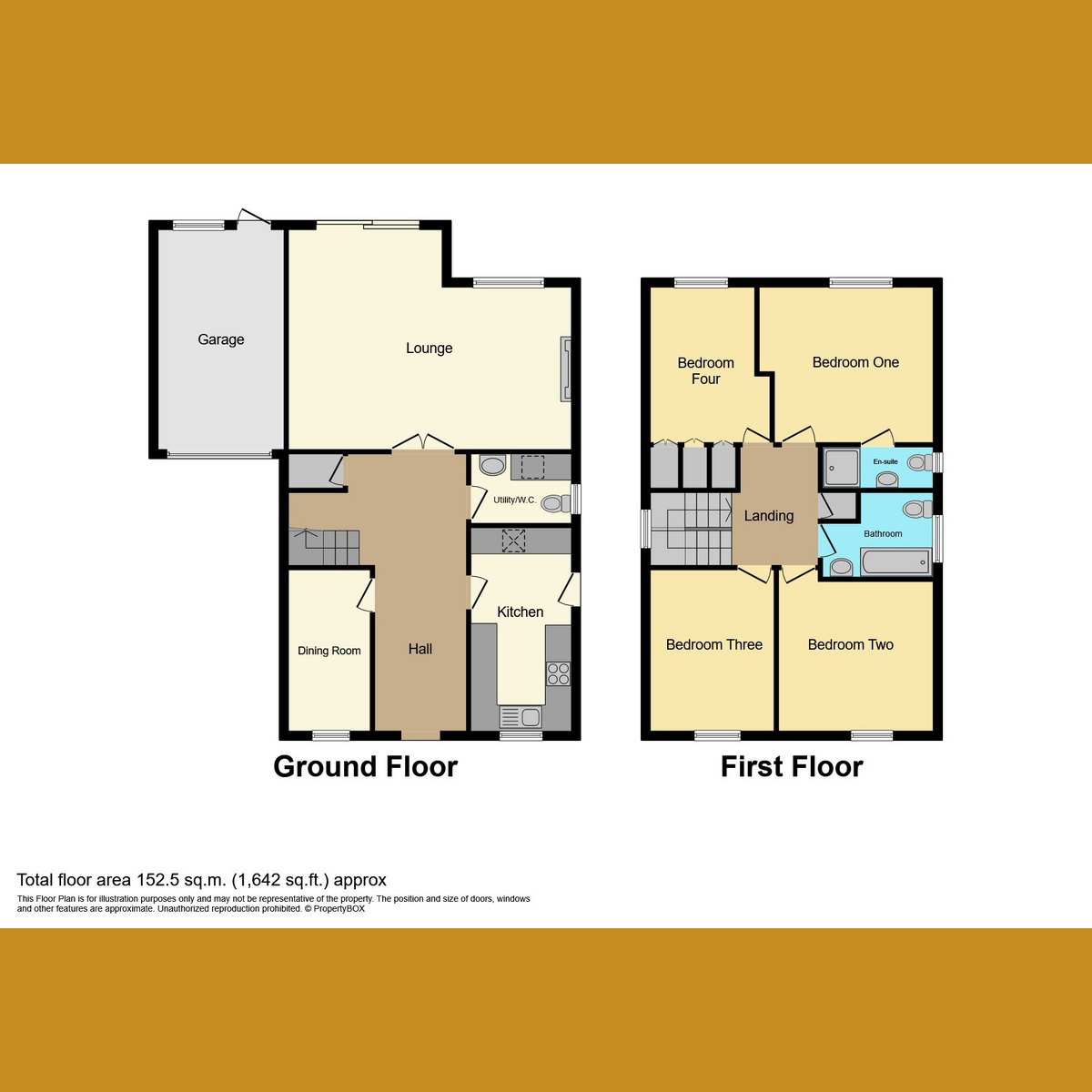 Floorplan 1 of Gloucester Avenue, Rayleigh, SS6