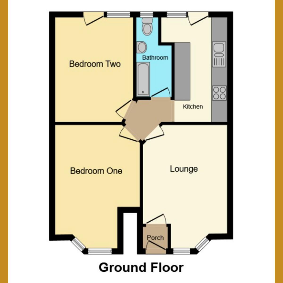 Floorplan 1 of Westminster Drive, Westcliff-on-sea, SS0